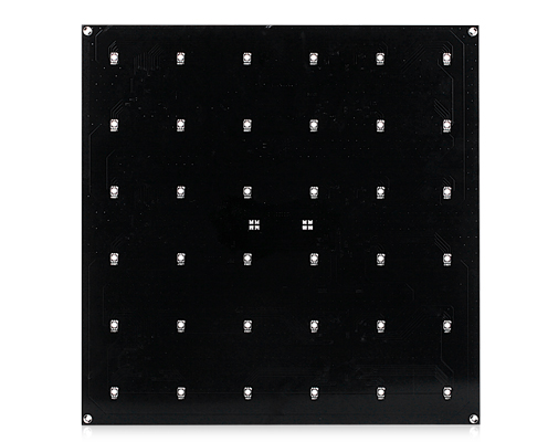 dmx rgb panel 250mm 36pixels